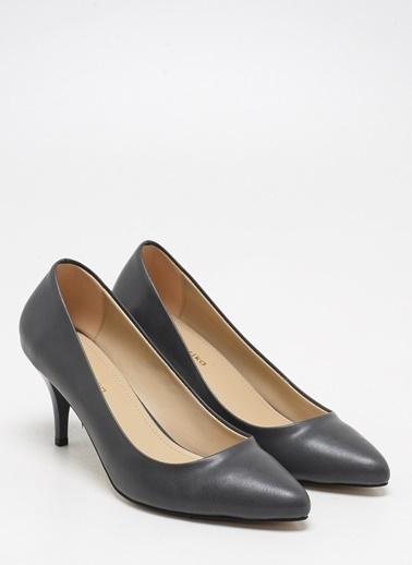 F By Fabrika Kadın Gri Ayakkabı CORTEZ Gri